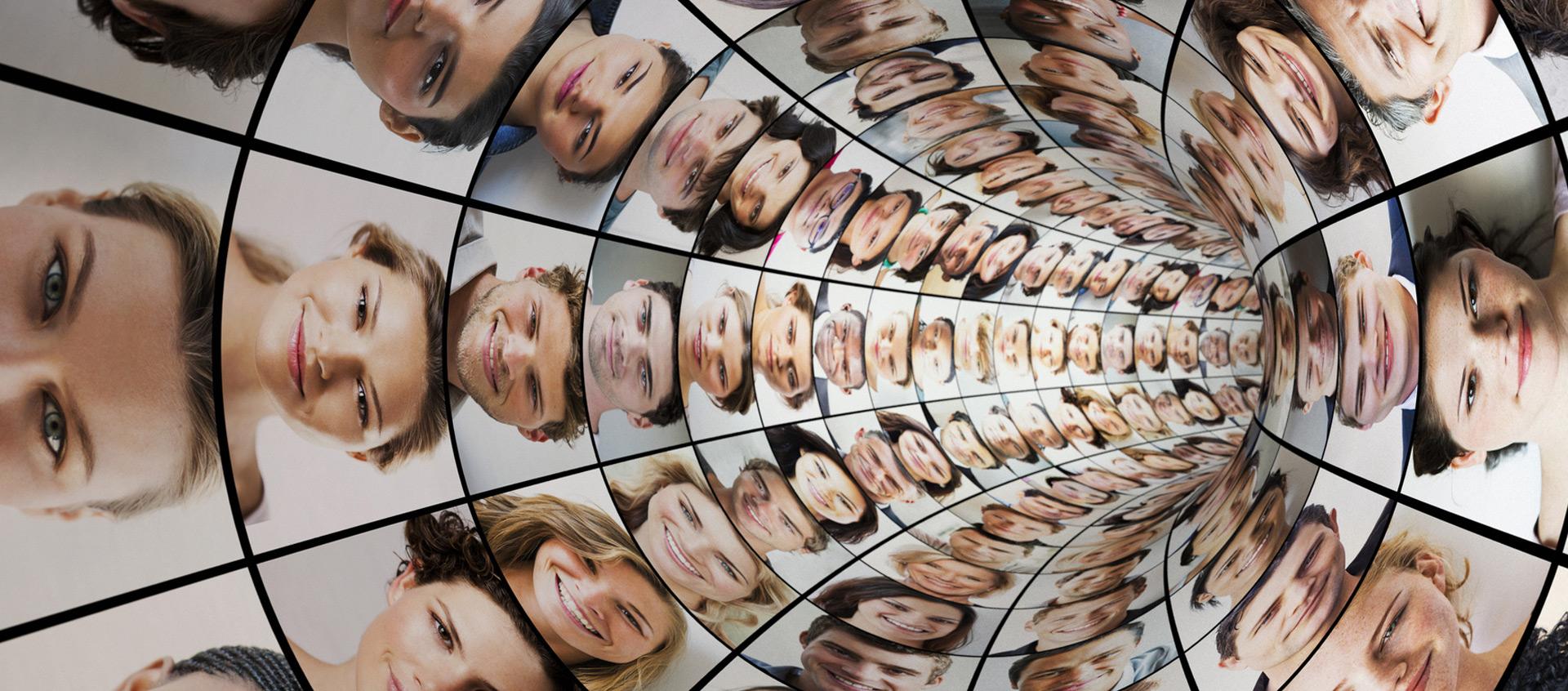xcg Talent Management – Röhre Gesichter