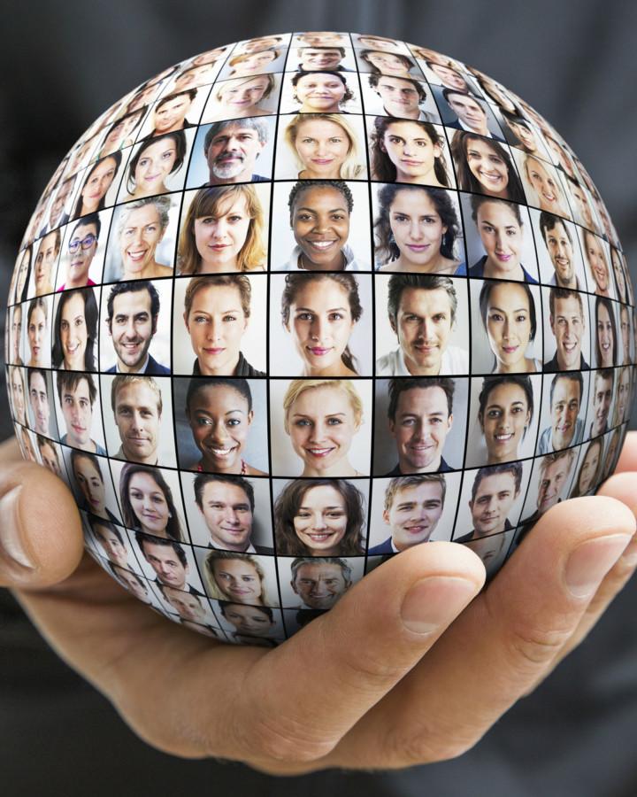 xcg Talent Management – Atlas Gesichter, zoom