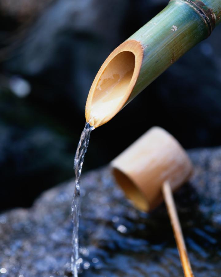 xcg Wahrheit – Bambus-Brunnen